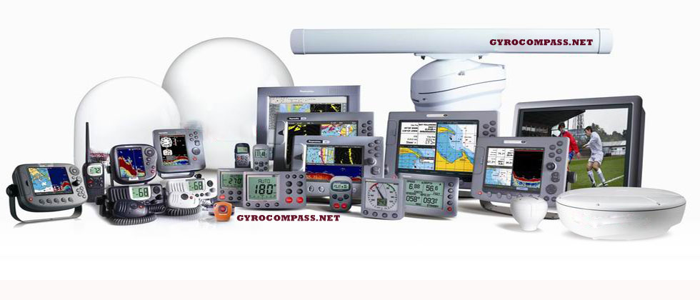Marine Electronics Repair : Gyrocompass service marine electronic anschütz cayro gemi